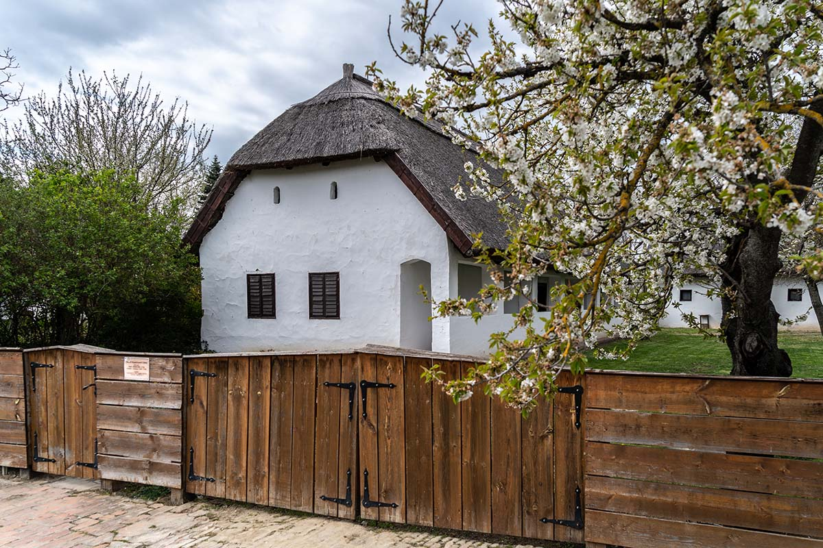 Museum of the Traditional house (Tájház)