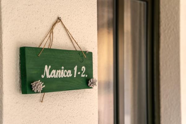 Nanica 1 Apartman